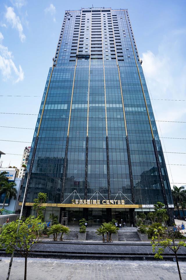 Sunshine Center: Sức hút mới của thị trường bất động sản Thủ đô - Ảnh 1.