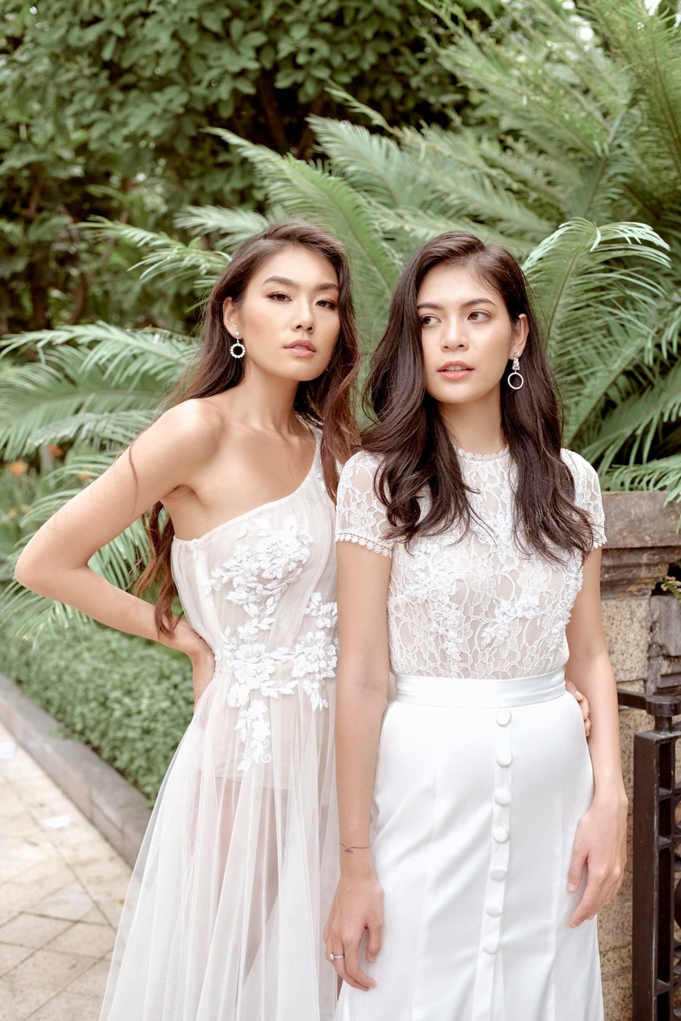 Cream.Y x Daphale, những chiếc váy cưới dành riêng cho cô dâu hiện đại - Ảnh 1.