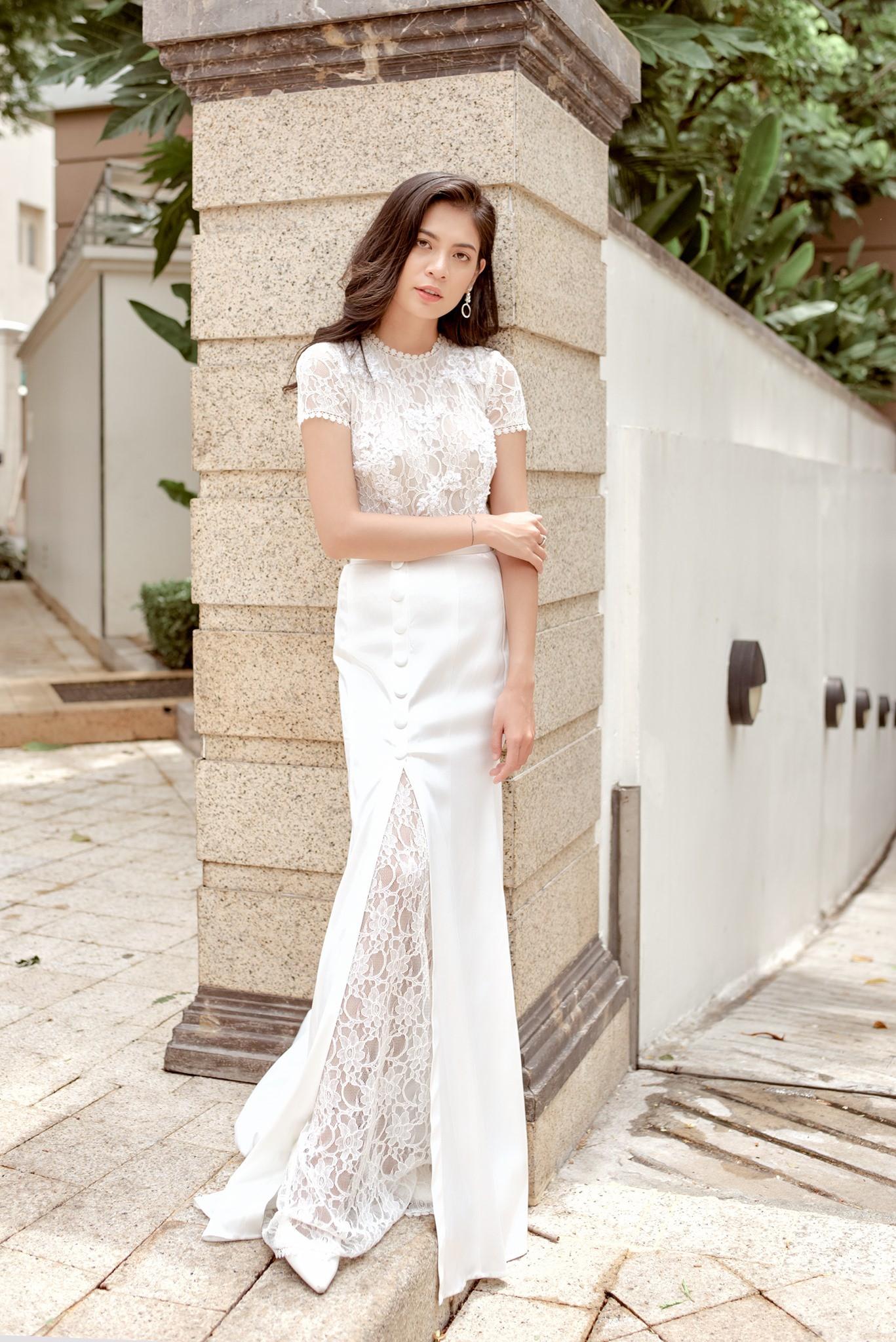 Cream.Y x Daphale, những chiếc váy cưới dành riêng cho cô dâu hiện đại - Ảnh 2.