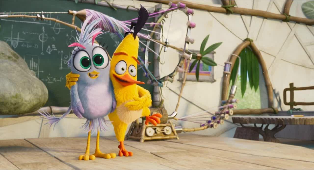 Những cặp đôi trái ngang nhưng dễ thương hết biết của Angry Birds 2 - Ảnh 3.