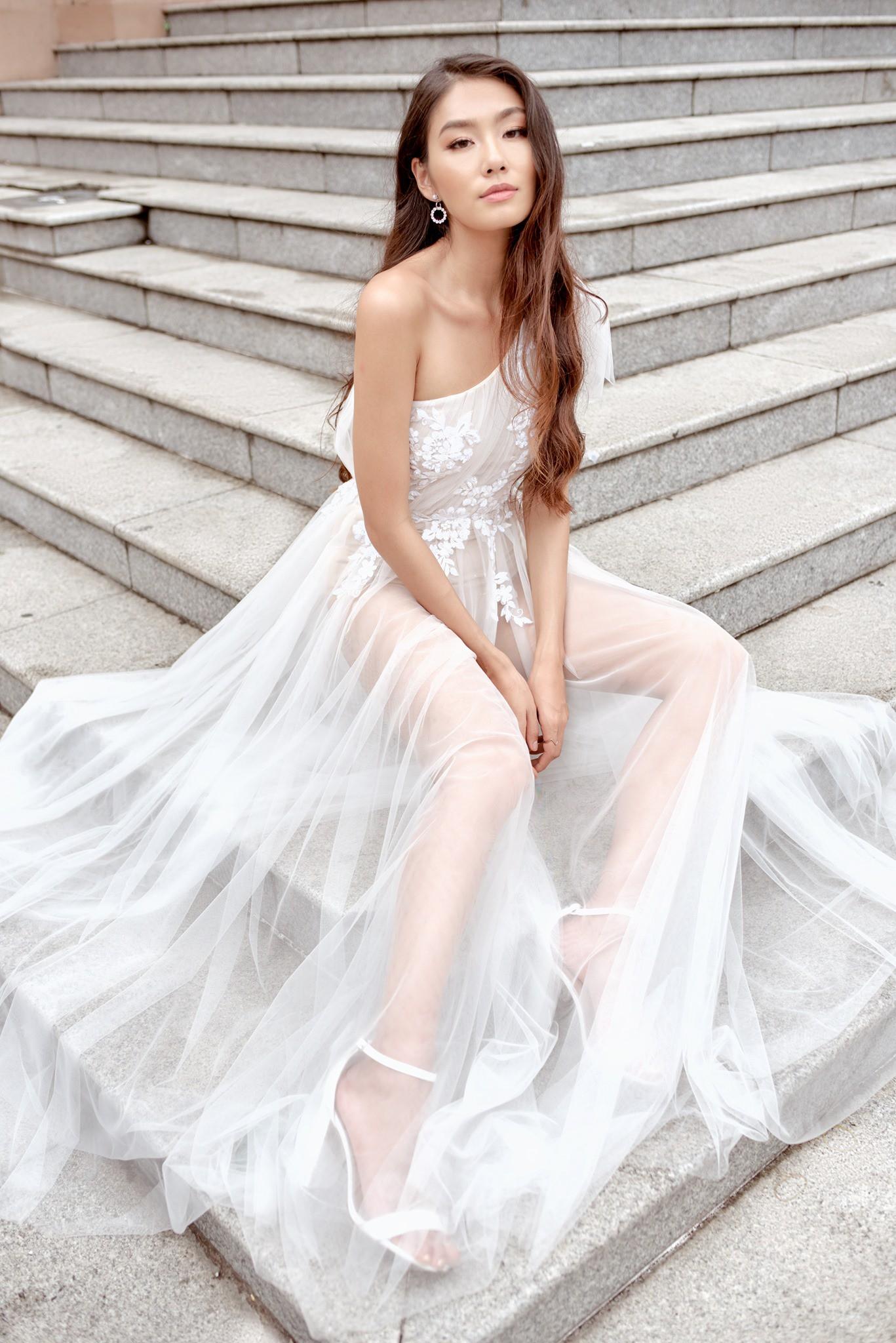 Cream.Y x Daphale, những chiếc váy cưới dành riêng cho cô dâu hiện đại - Ảnh 4.
