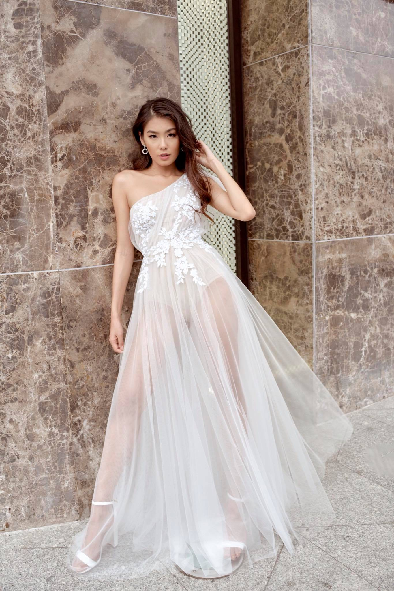 Cream.Y x Daphale, những chiếc váy cưới dành riêng cho cô dâu hiện đại - Ảnh 5.