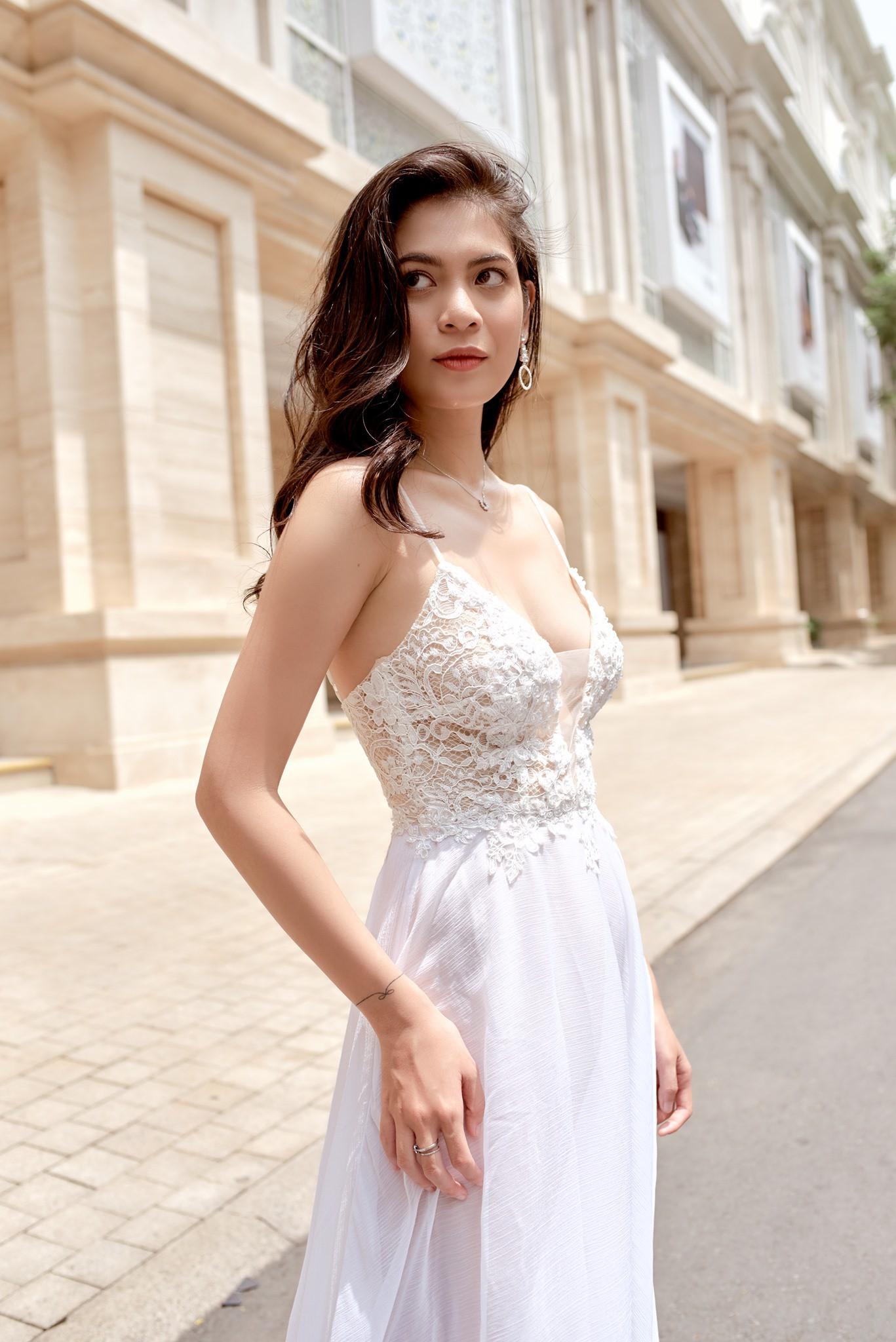 Cream.Y x Daphale, những chiếc váy cưới dành riêng cho cô dâu hiện đại - Ảnh 6.