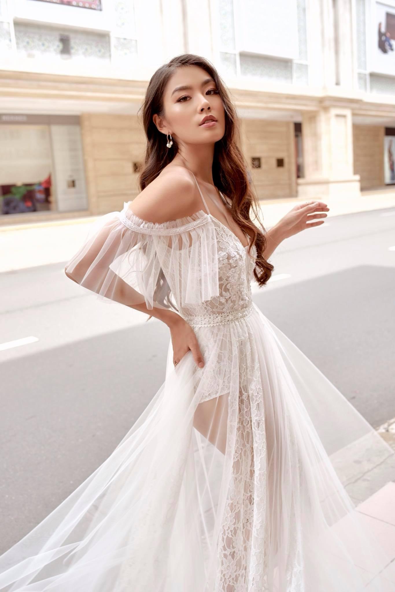 Cream.Y x Daphale, những chiếc váy cưới dành riêng cho cô dâu hiện đại - Ảnh 8.