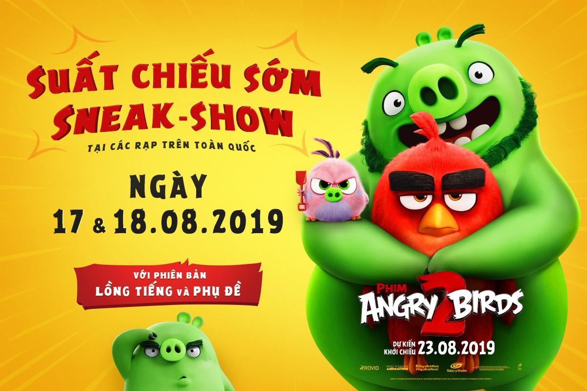 Những cặp đôi trái ngang nhưng dễ thương hết biết của Angry Birds 2 - Ảnh 10.