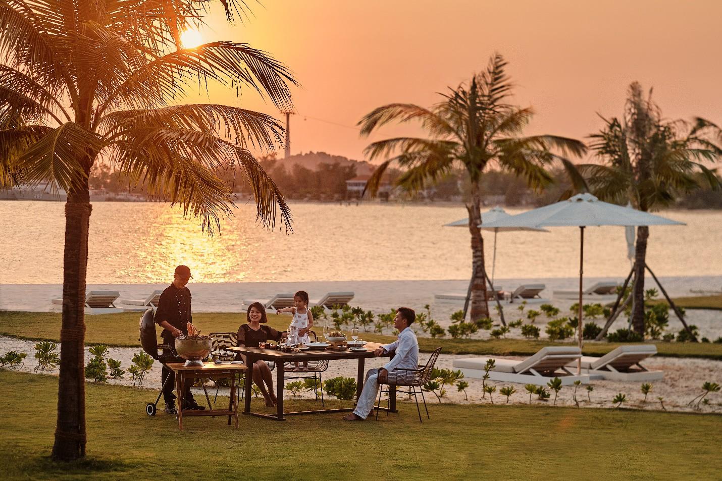 Mùa hè của gia đình ta tại Premier Village Phu Quoc Resort - Ảnh 2.