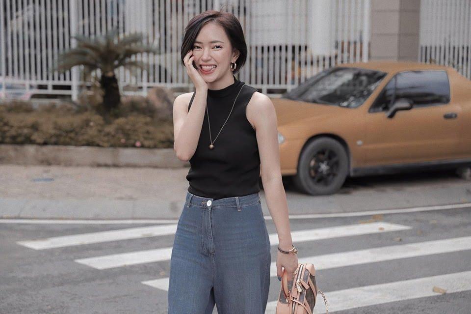 """Street style """"một chín một mười"""" của đôi bạn thân Châu Bùi, Khả Ngân - Ảnh 3."""