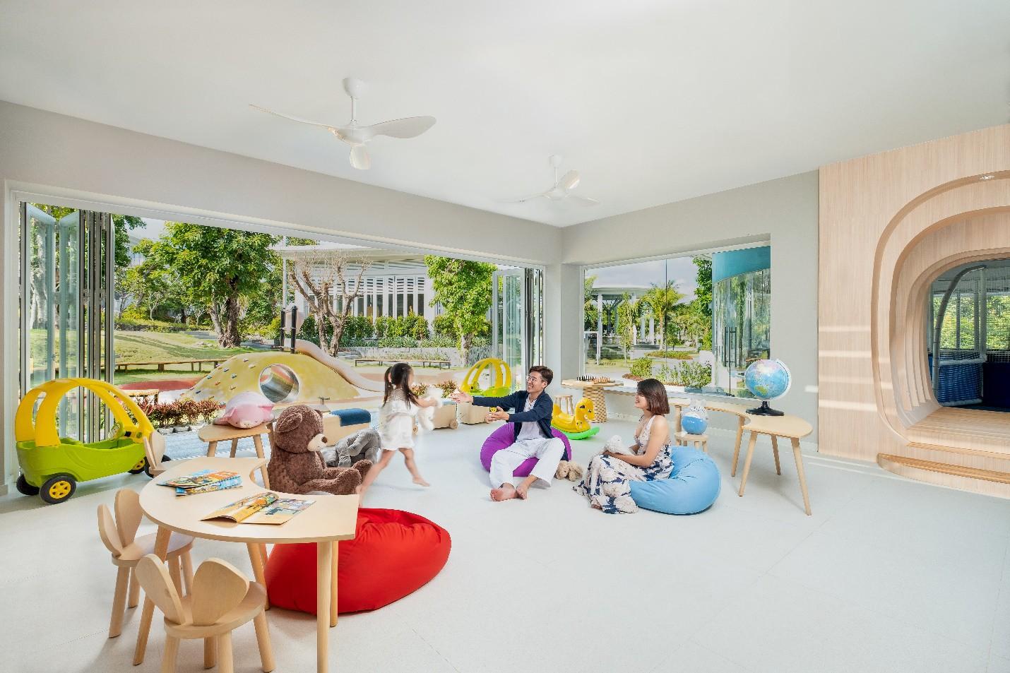 Mùa hè của gia đình ta tại Premier Village Phu Quoc Resort - Ảnh 3.