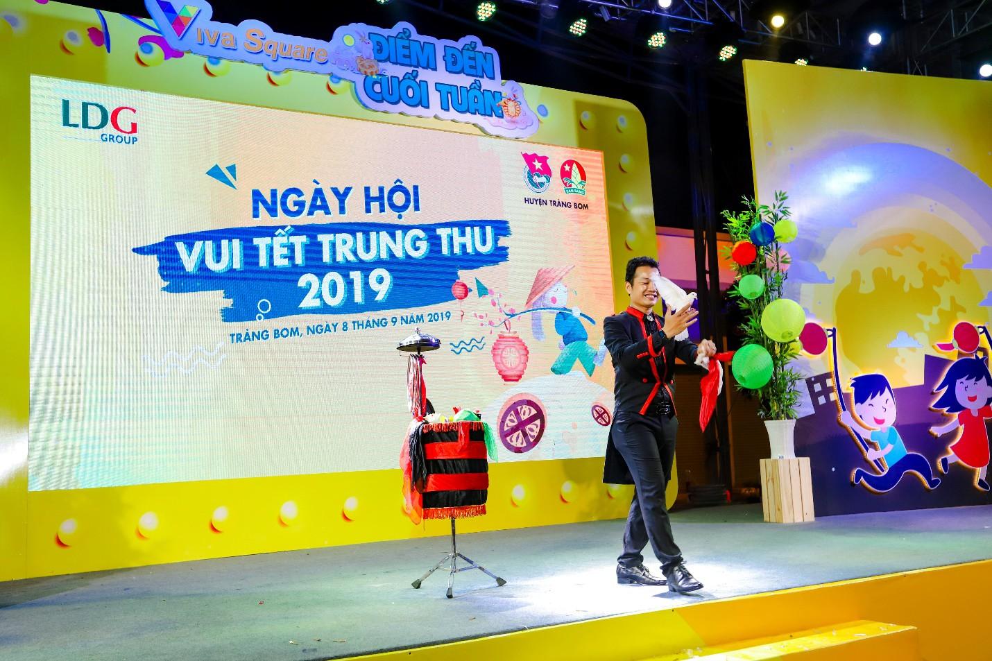 Tìm lại tuổi thơ với ngày hội Trung thu ở Viva Square - Ảnh 8.