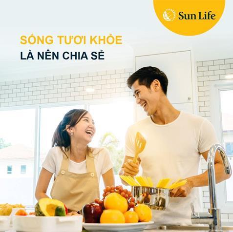 """""""Sống tươi khỏe, sáng tương lai"""" cùng Sun Life - Ảnh 2."""