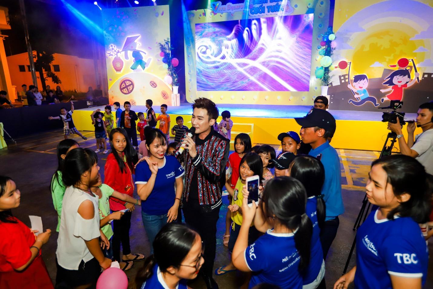 Tìm lại tuổi thơ với ngày hội Trung thu ở Viva Square - Ảnh 7.