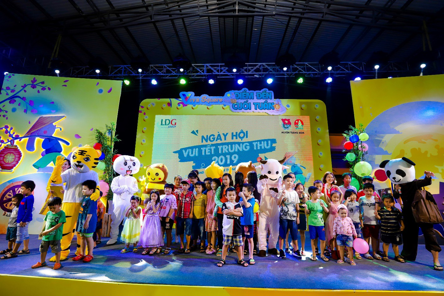 Tìm lại tuổi thơ với ngày hội Trung thu ở Viva Square - Ảnh 9.