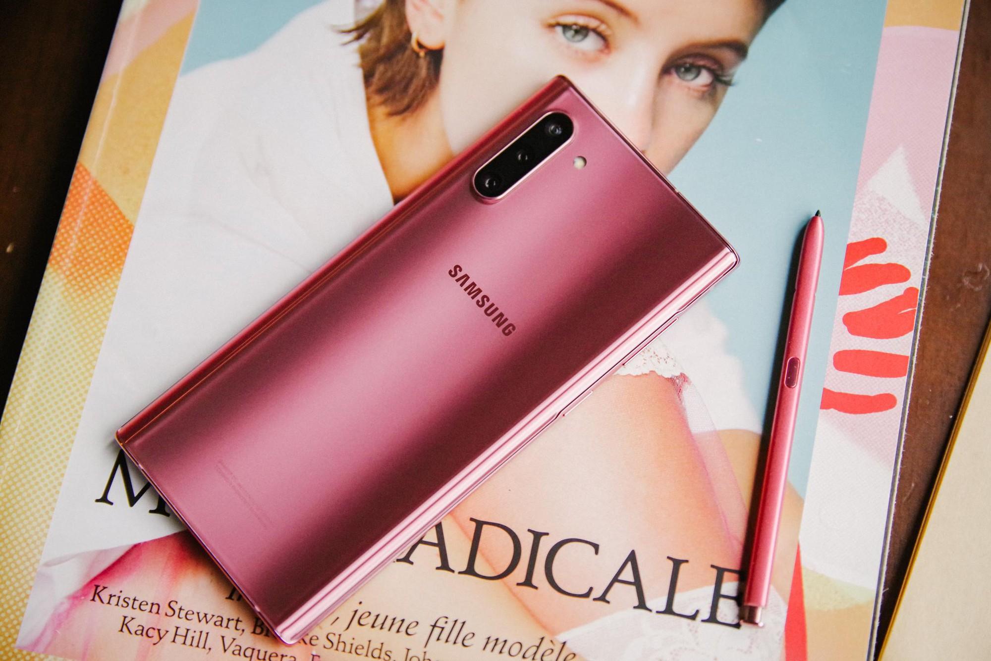Đây là những lý do để người dùng mua Galaxy Note10 ngay mà không cần xem quảng cáo! - Ảnh 1.