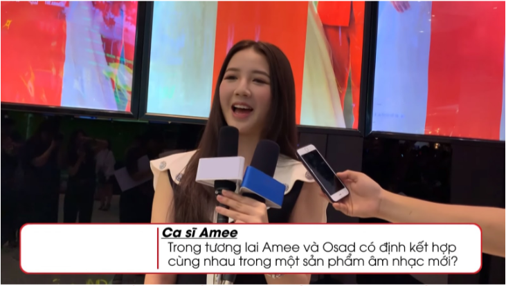 """Osad cùng Amee nhá hàng teaser MV: Sự kết hợp của hai """"trùm thính"""" hứa hẹn gây bão Vpop - Ảnh 2."""