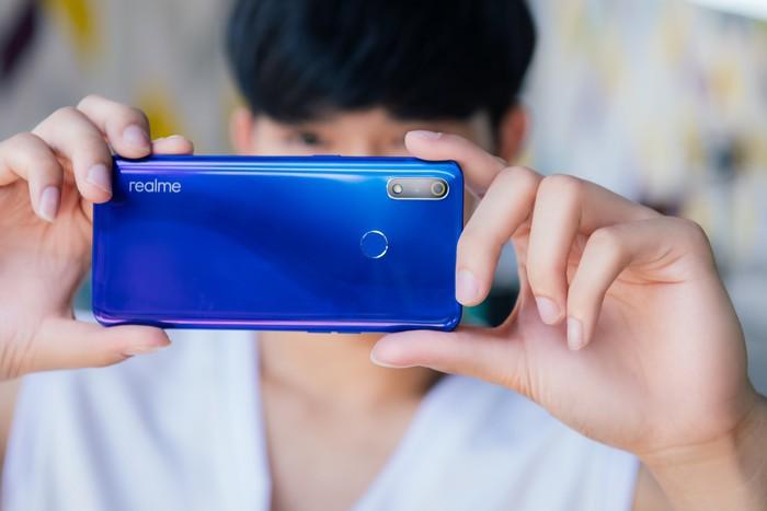 Thử tài làm reviewer nhận ngay smartphone 4 camera mới nhất từ Realme - Ảnh 1.