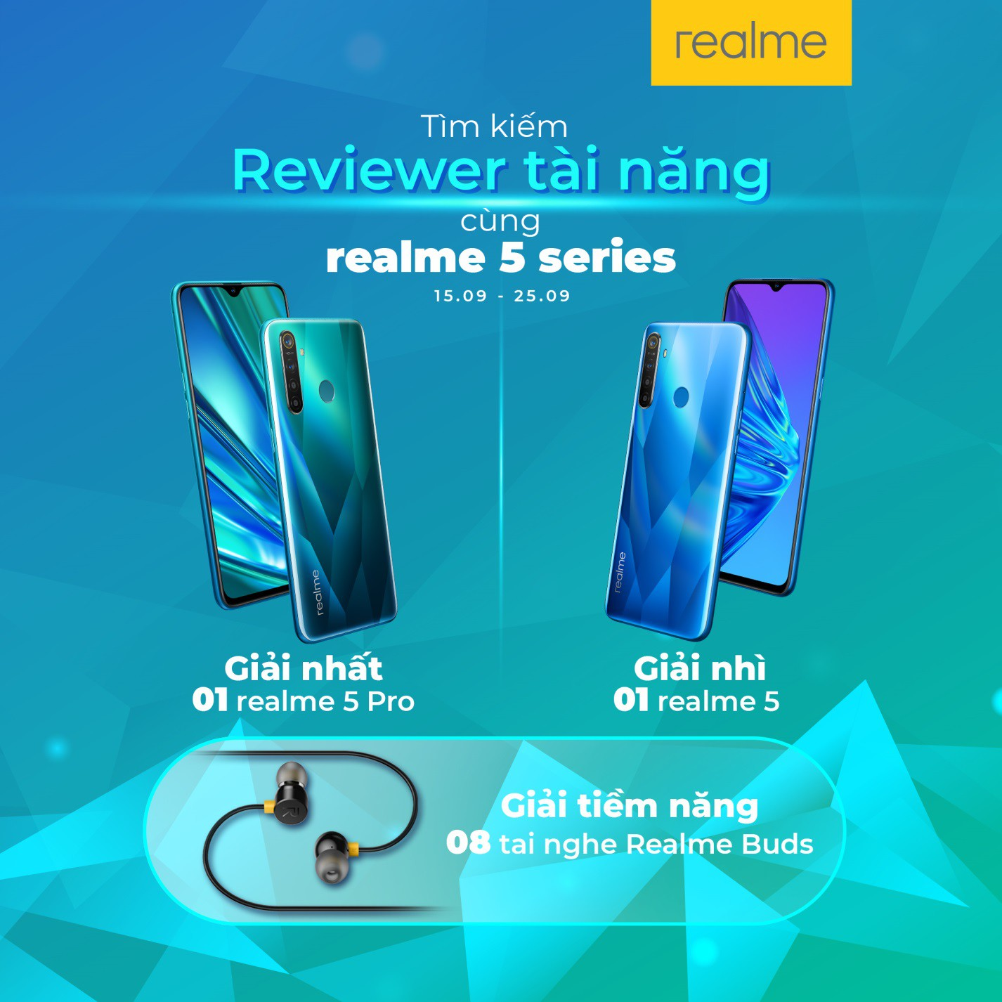 Thử tài làm reviewer nhận ngay smartphone 4 camera mới nhất từ Realme - Ảnh 3.