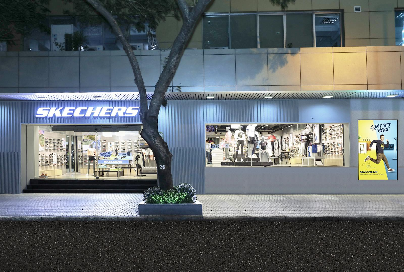 Bất ngờ kép từ Skechers: Karik trở thành đại sứ thương hiệu, chính thức khai trương Flagship Store tại Việt Nam - Ảnh 3.