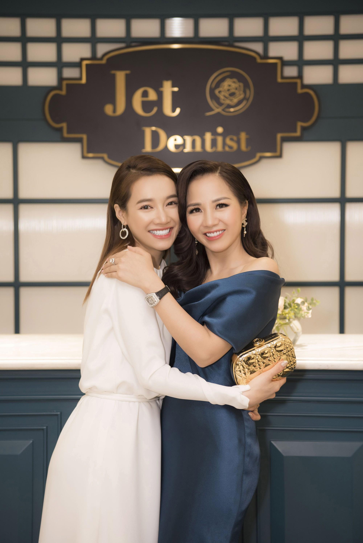 Giải mã sự xuất hiện của hàng loạt sao Việt đọ dáng dự khai trương Jet Dentist cơ sở 3 - Ảnh 1.