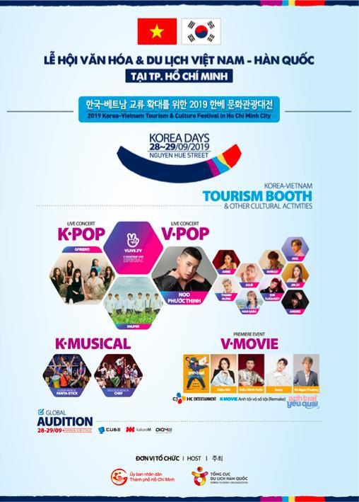 """Cube, Kakao M và Play M chính thức mở """"Global Audition"""" tại Việt Nam - Ảnh 4."""