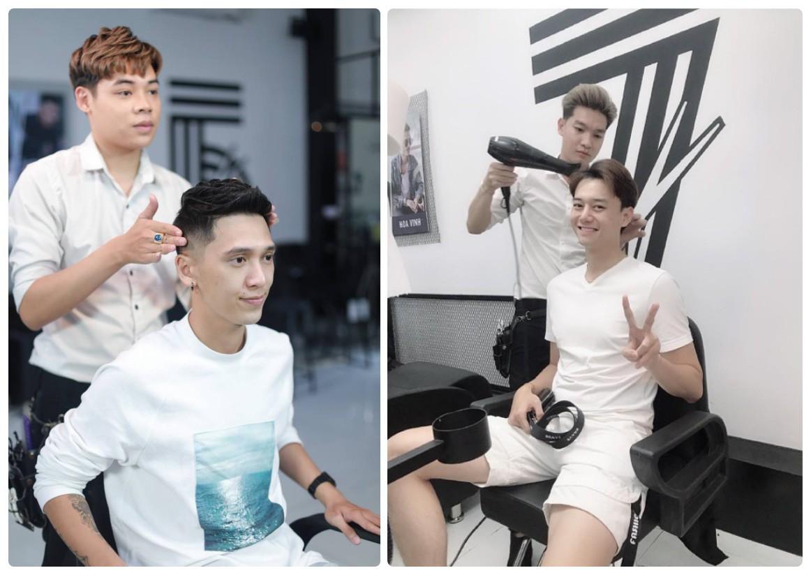 Văn Thanh, Hồng Duy cùng loạt sao; youtuber nổi tiếng đều chạy đua nhan sắc với xu hướng tóc mới, bạn đã biết chưa? - Ảnh 4.