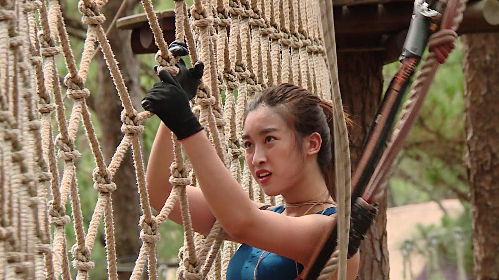 Hoa hậu Mỹ Linh vẫn trắng nõn sau 1 tháng tham gia Cuộc đua kì thú và đây là nguyên nhân! - Ảnh 3.