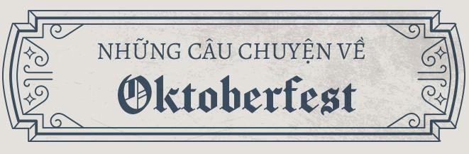 Chuyện chưa kể về Oktoberfest: Lễ hội để hiểu cả một dân tộc và những vại bia mang tinh thần nước Đức - Ảnh 1.