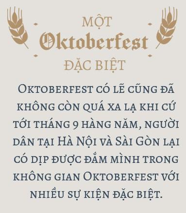 Chuyện chưa kể về Oktoberfest: Lễ hội để hiểu cả một dân tộc và những vại bia mang tinh thần nước Đức - Ảnh 8.