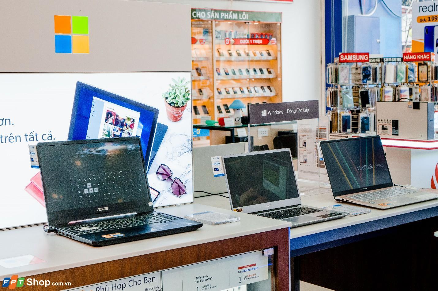 Ghé FPT Shop sắm laptop hiện đại chỉ từ 13,49 triệu - Ảnh 2.