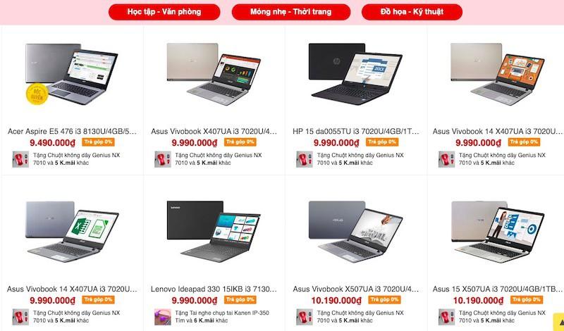 Hot: Thế Giới Di Động đang bán laptop trả góp 0%, trả trước 0 đồng - Ảnh 3.