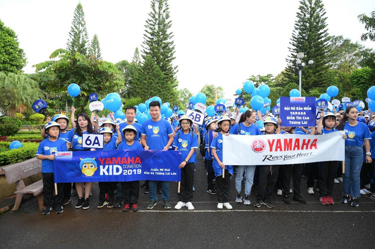 """Người hâm mộ """"phát sốt"""" với những trận đấu nghẹt thở của giải U13 Yamaha Cup 2019 tại Đắk Lắk - Ảnh 6."""