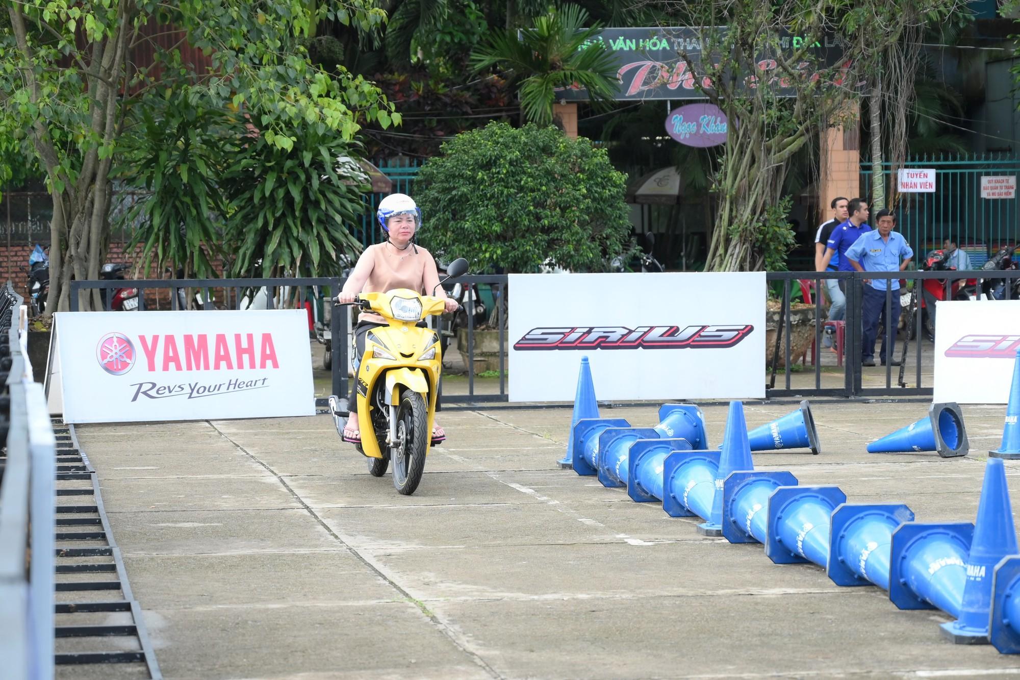 """Người hâm mộ """"phát sốt"""" với những trận đấu nghẹt thở của giải U13 Yamaha Cup 2019 tại Đắk Lắk - Ảnh 8."""