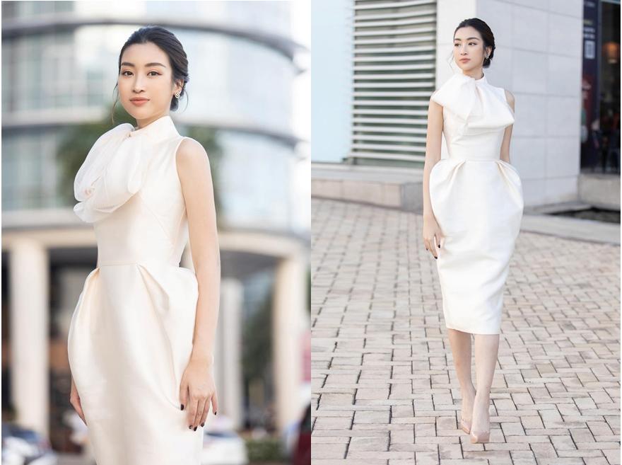 Hoa hậu Mỹ Linh vẫn trắng nõn sau 1 tháng tham gia Cuộc đua kì thú và đây là nguyên nhân! - Ảnh 1.