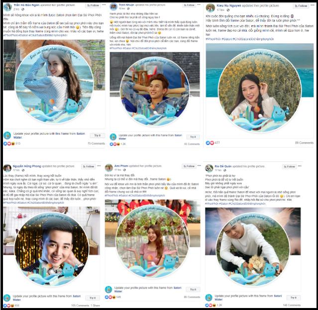 Bắt kịp xu hướng sống phơi phới, giới trẻ đồng loạt thay đổi khung ảnh đại diện Facebook - Ảnh 2.