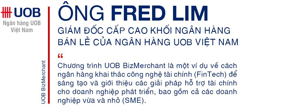 Khai thác Fintech để cấp vốn cho nhà bán hàng e-commerce - Ảnh 1.