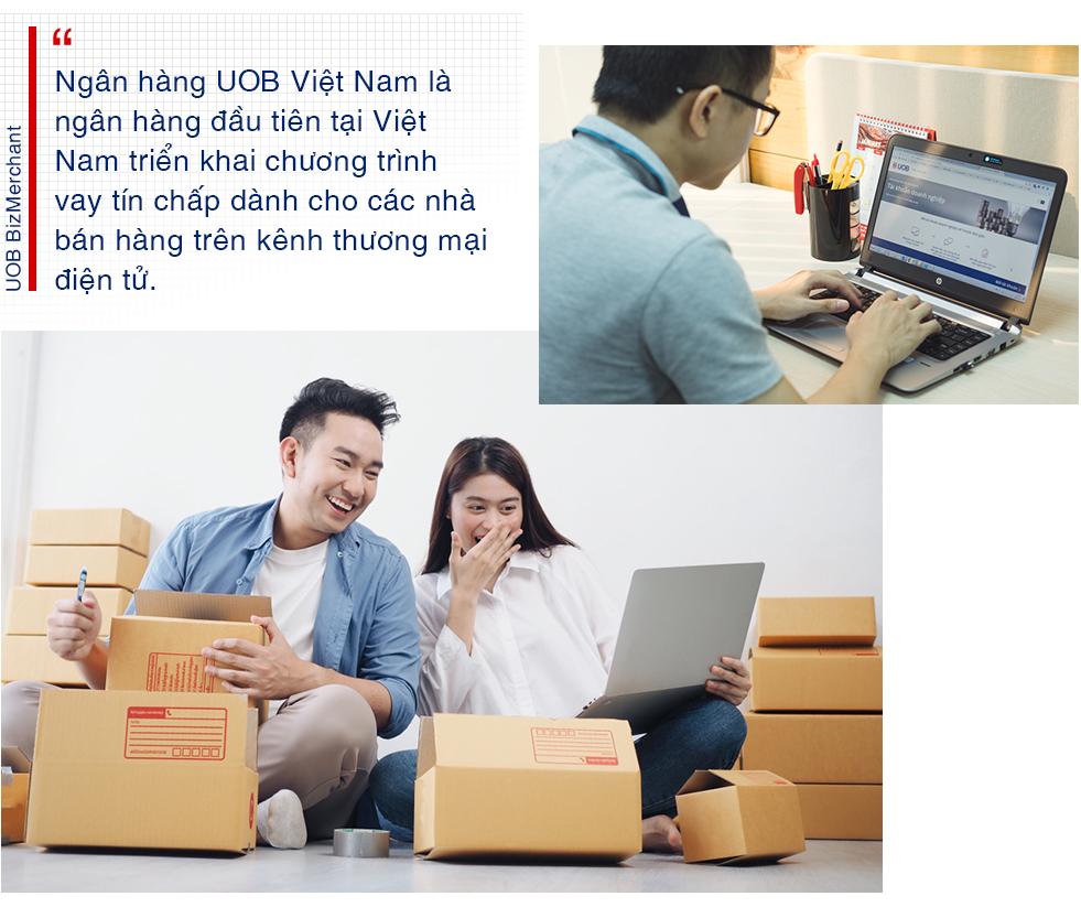 Khai thác Fintech để cấp vốn cho nhà bán hàng e-commerce - Ảnh 4.