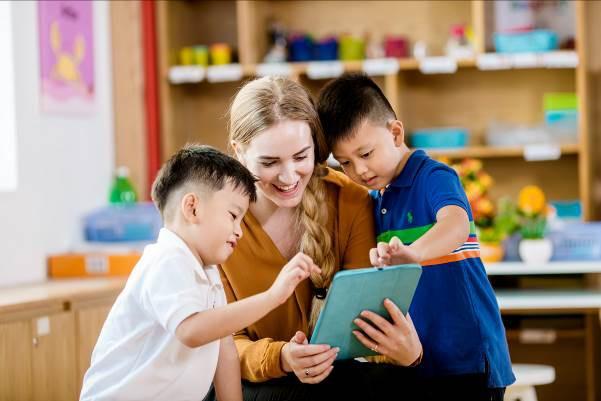 Giúp trẻ khai phóng sức mạnh tiềm năng để chinh phục các mục tiêu trong năm học mới - Ảnh 2.