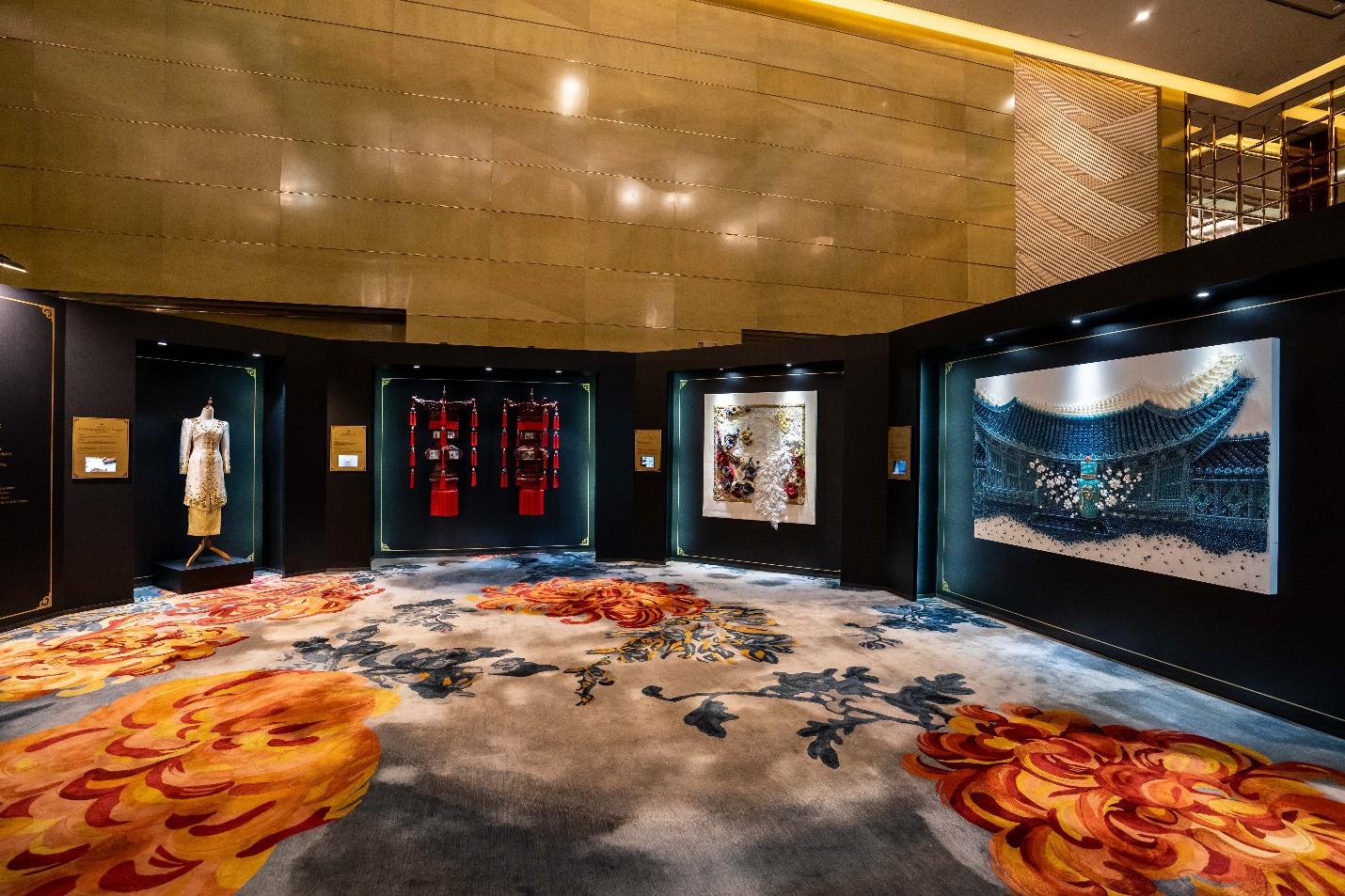 Choáng ngợp trước sự kiện toàn cầu lộng lẫy xa hoa của The history of Whoo tại Thượng Hải - Ảnh 1.