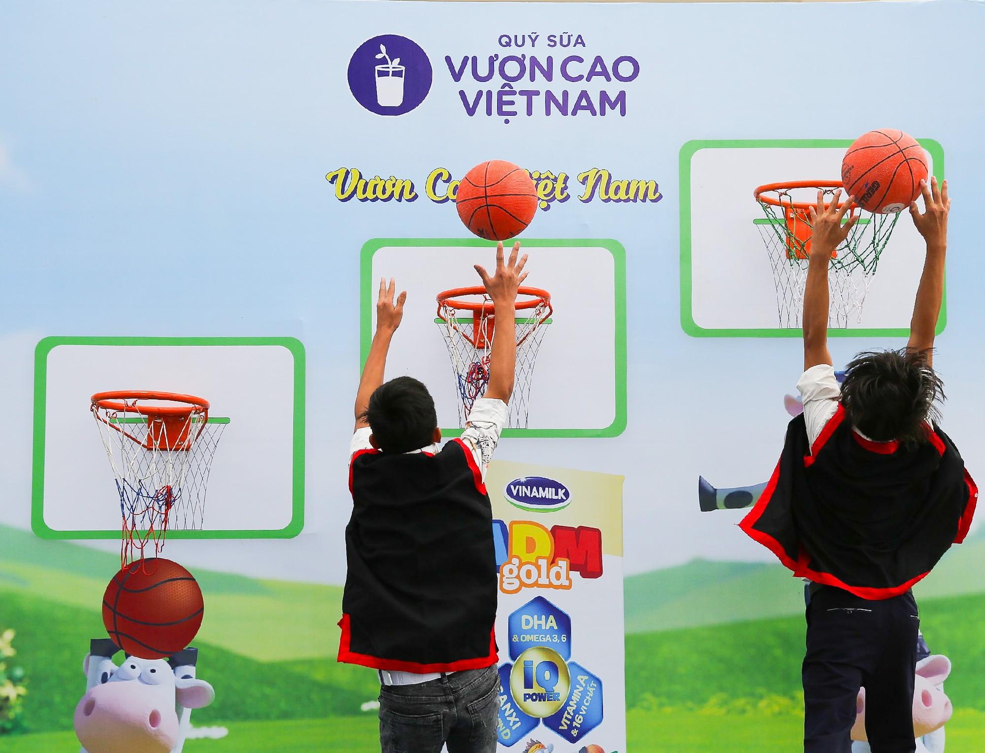 Quỹ sữa Vươn Cao Việt Nam: Để mọi trẻ em đều được uống sữa mỗi ngày - Ảnh 2.
