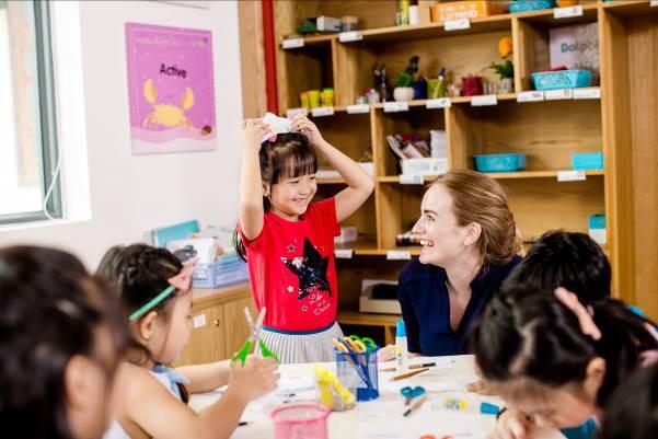 Giúp trẻ khai phóng sức mạnh tiềm năng để chinh phục các mục tiêu trong năm học mới - ảnh 3
