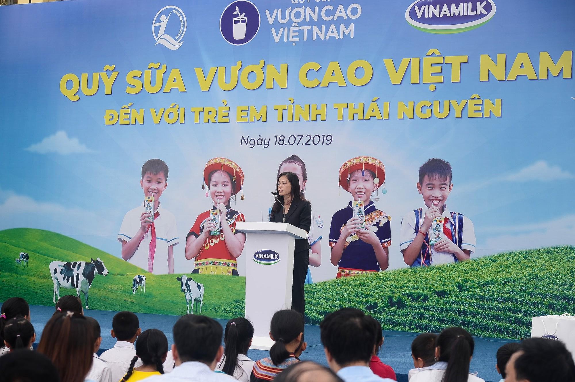 Quỹ sữa Vươn Cao Việt Nam: Để mọi trẻ em đều được uống sữa mỗi ngày - Ảnh 3.
