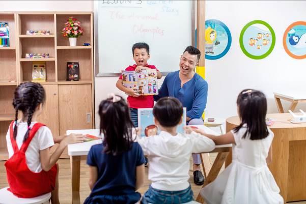 Giúp trẻ khai phóng sức mạnh tiềm năng để chinh phục các mục tiêu trong năm học mới - ảnh 4