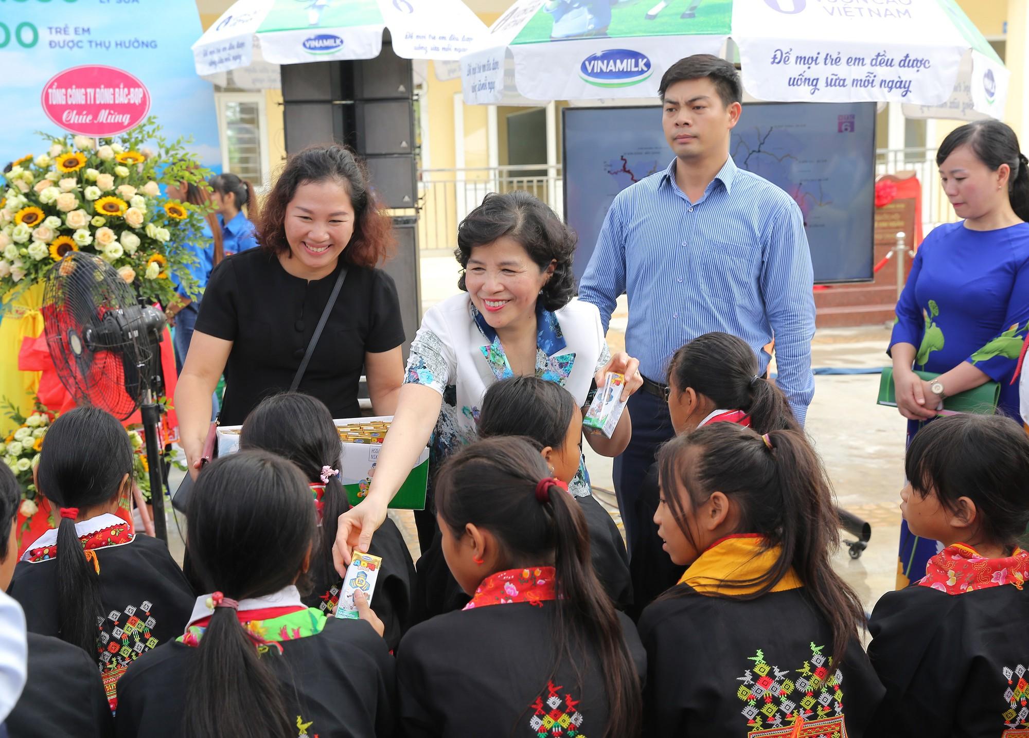 Quỹ sữa Vươn Cao Việt Nam: Để mọi trẻ em đều được uống sữa mỗi ngày - Ảnh 4.