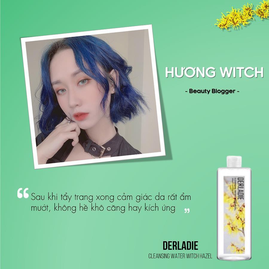 Beauty blogger Ty Lê, Đào Bá Lộc nói gì về nước tẩy trang Derladie Witch Hazel? - Ảnh 4.