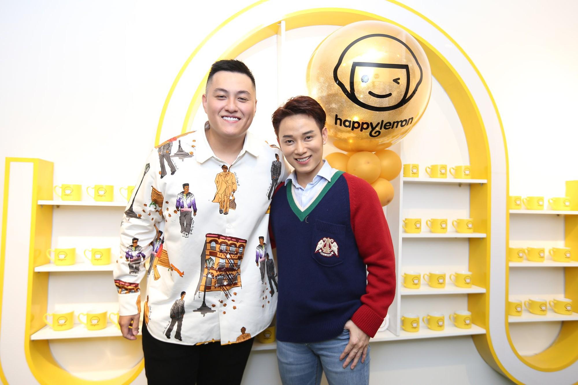Trúc Nhân và Fabo Nguyễn gây náo loạn cả khu phố trà sữa, Happy Lemon chính thức đổ bộ thị trường Việt Nam - Ảnh 7.