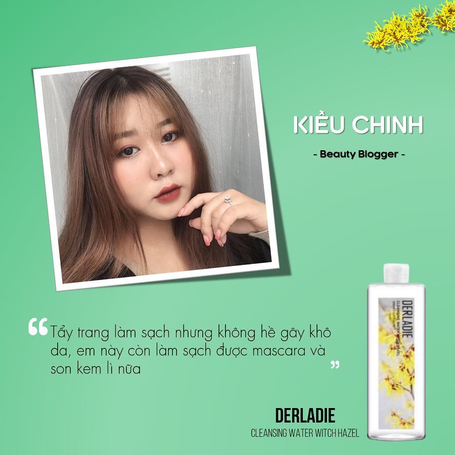 Beauty blogger Ty Lê, Đào Bá Lộc nói gì về nước tẩy trang Derladie Witch Hazel? - Ảnh 6.