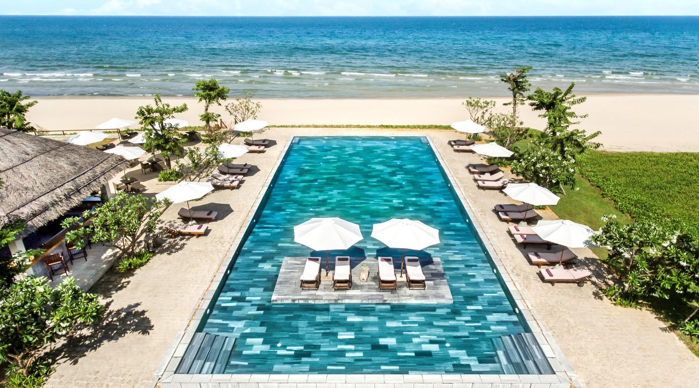 Lộ điểm check in sống ảo mới tại Quy Nhơn, nửa sang chảnh như Maldive, nửa xanh màu thiên đường nghỉ dưỡng Bali - Ảnh 2.