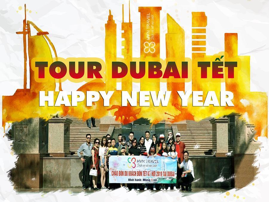 Tour du lịch Dubai Tết Dương lịch và Âm lịch trọn gói chỉ từ 27.900.000 VNĐ - Ảnh 1.
