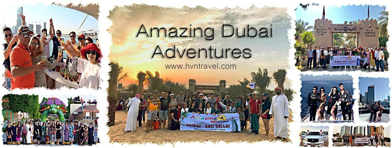 Tour du lịch Dubai Tết Dương lịch và Âm lịch trọn gói chỉ từ 27.900.000 VNĐ - Ảnh 2.