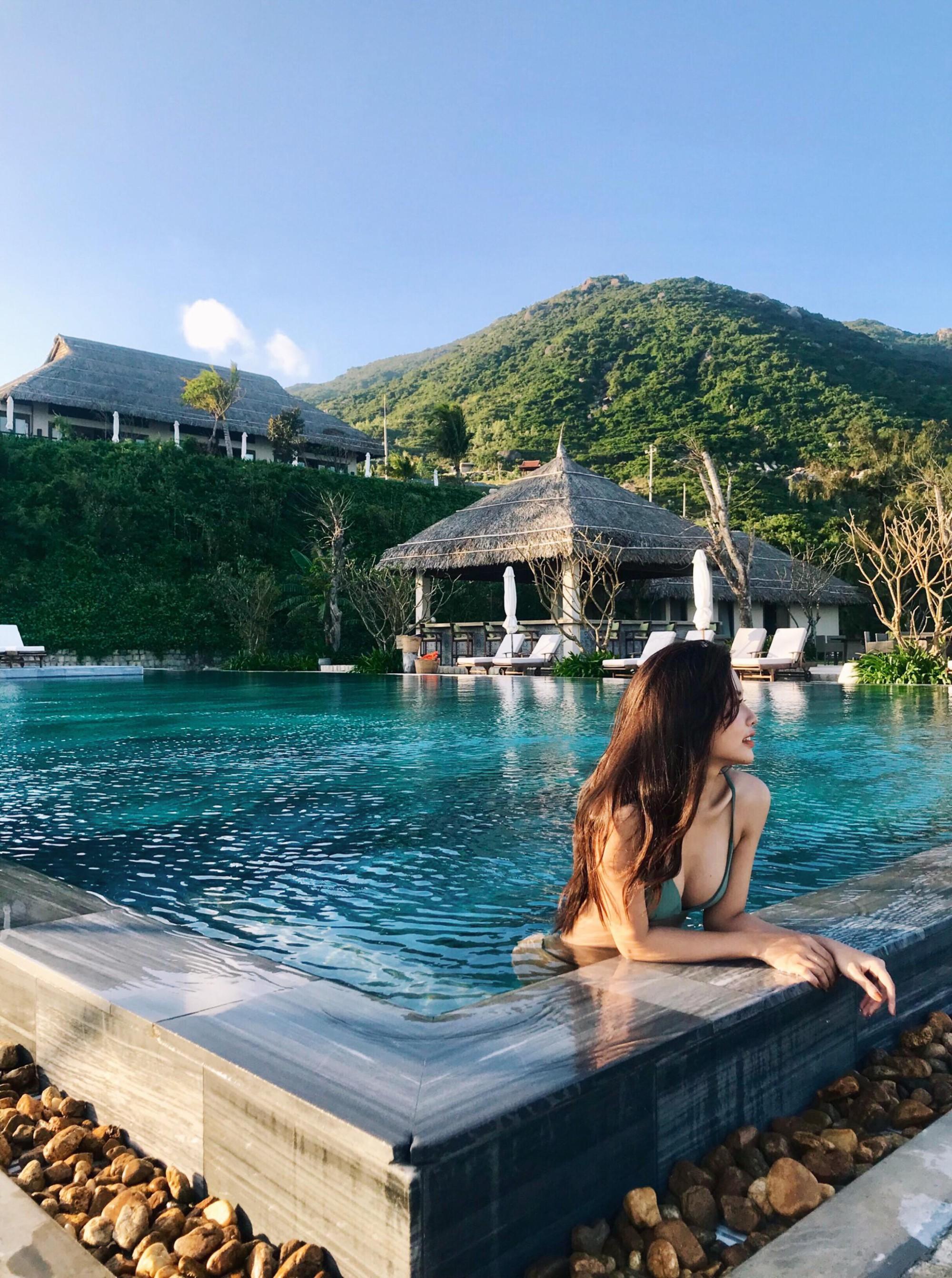 Lộ điểm check in sống ảo mới tại Quy Nhơn, nửa sang chảnh như Maldive, nửa xanh màu thiên đường nghỉ dưỡng Bali - Ảnh 12.