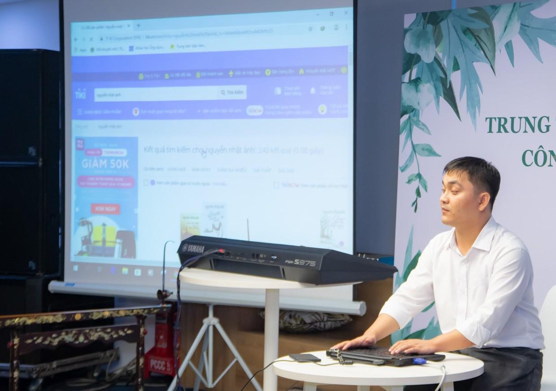Người mù có thể sử dụng máy tính để mua sắm online - Ảnh 4.